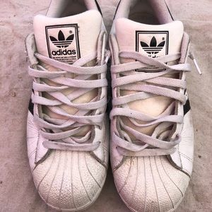 Classic old school Adidas superstar